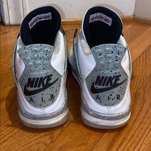 Jordan 4 retro white cement